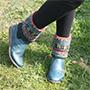 A968 ART Ботинки